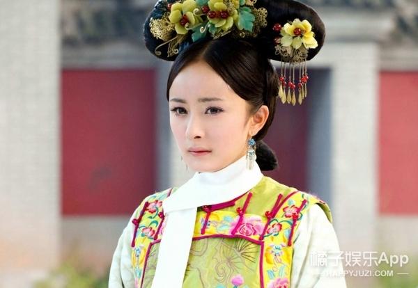 杨幂、郑爽、赵丽颖......原来这些小花中的收视率女王是她!