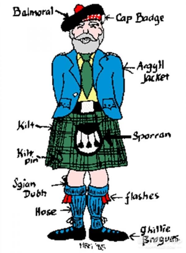 为争取穿裙子的权利,苏格兰男人300年前誓死抗争!
