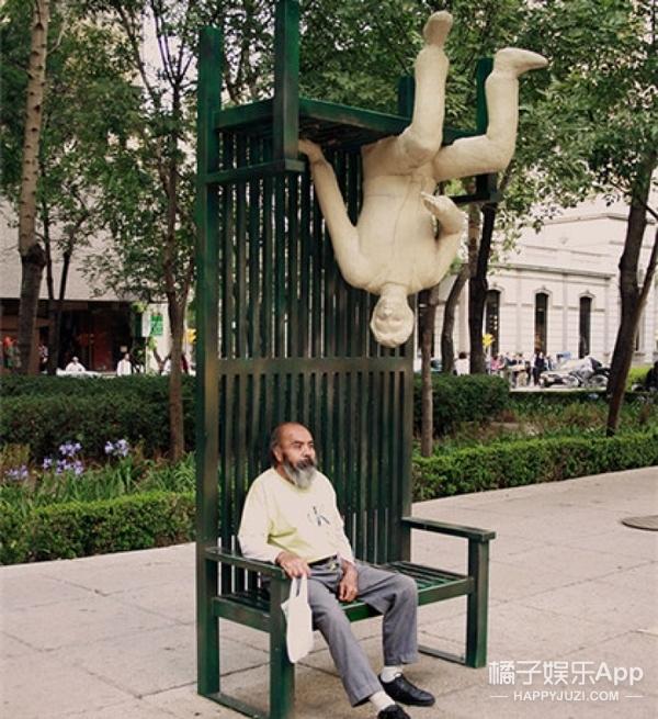 全世界最奇葩的公共座椅 你见过几个?