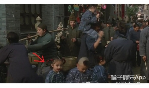 惊!杨幂5岁时就演过周星驰女儿!《爵迹》竟藏着两个星女郎