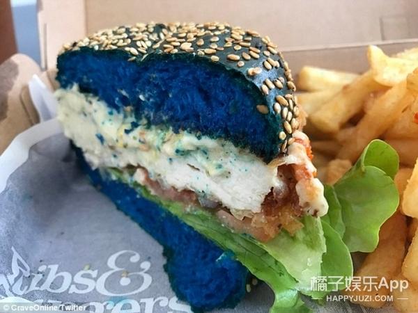 """澳大利亚餐厅推""""魔鬼汉堡"""",汉堡界又多了一位阿凡达"""