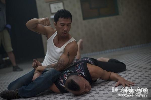 《湄公河》里害死彭于晏女友的坏蛋,曾经是成龙力捧的拳王