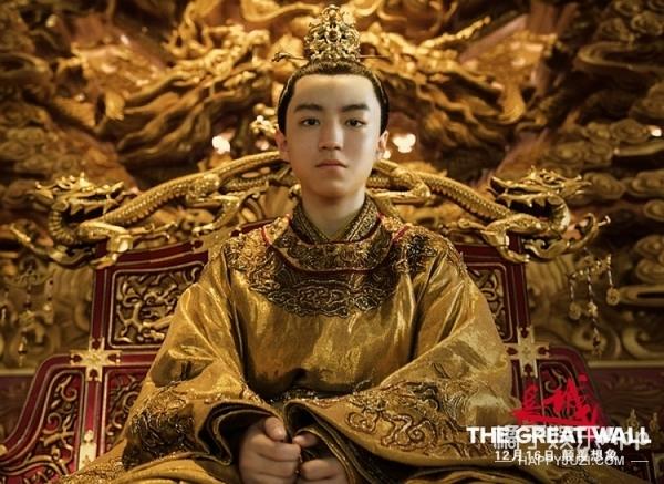 鹿晗没加入鹿家军、王俊凯试戏哭晕,《长城》预告片信息量太大