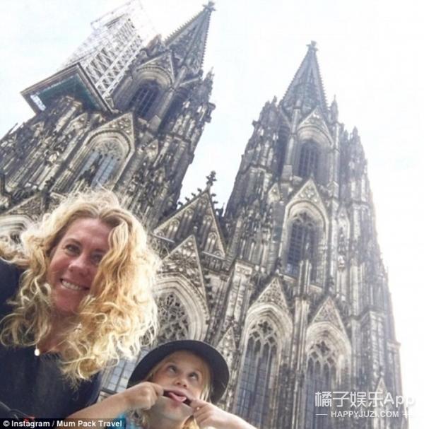 她放弃一切带上6岁女儿去环游世界,现在已经去了11个国家和地区