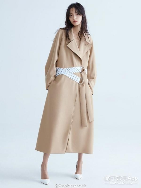 超模雎晓雯的新身份——跨界做起服装设计师啦!