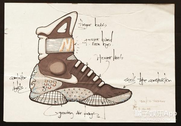 我们从去年盯到今年的自动绑鞋带球鞋终于要面市了,一丝酷炫屌炸天感
