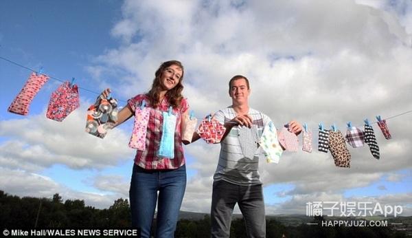 当我们都在用一次性卫生棉时,这个外国人却发明了机洗卫生巾