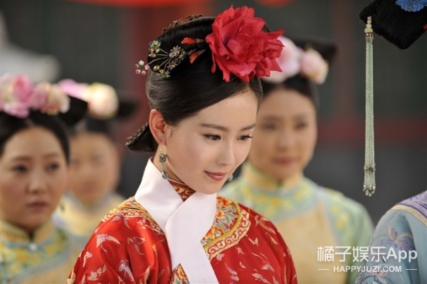 从《还珠格格》到《如懿传》,清宫剧主角的眉毛几十年如一柳叶?!