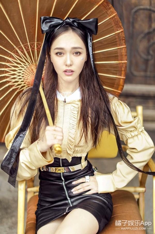 【时装片】唐嫣东方少女与西方时尚的碰撞,这一颗糖美呆了!