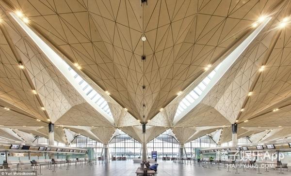 深圳宝安机场入选世界最美机场名单,最美机场还有谁