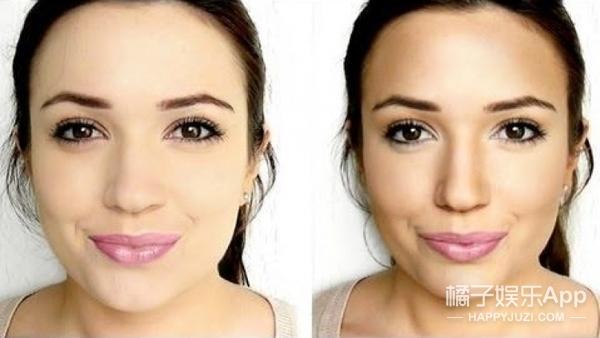 圆脸长脸如何画修容?直男能看出区别吗