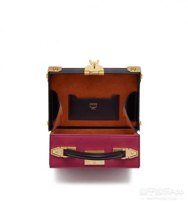 【包你美】不愧是唐嫣、杨幂、王鸥她们用的硬箱包,颜值都快逆天了!