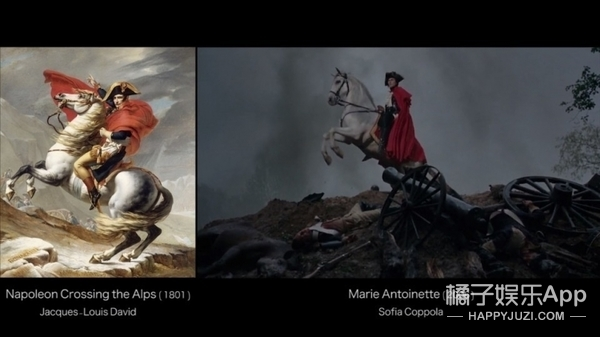 电影经典画面的灵感可能都来自世界名画