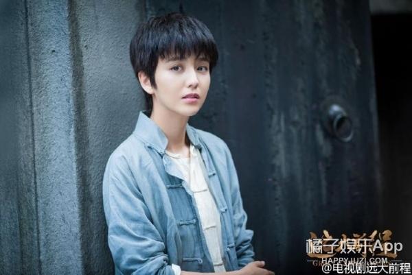 佟丽娅短发造型也太帅了吧!强烈呼吁她和刘诗诗整个组合出道!