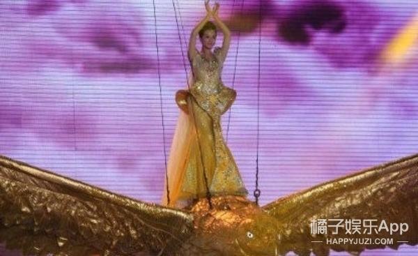 第六届金鹰女神唐嫣造型曝光,你知道以往几届女神都啥样么