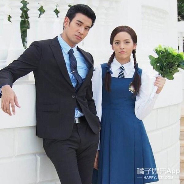 泰国出了部师生恋的剧,女主竟然是高配版欧阳娜娜!