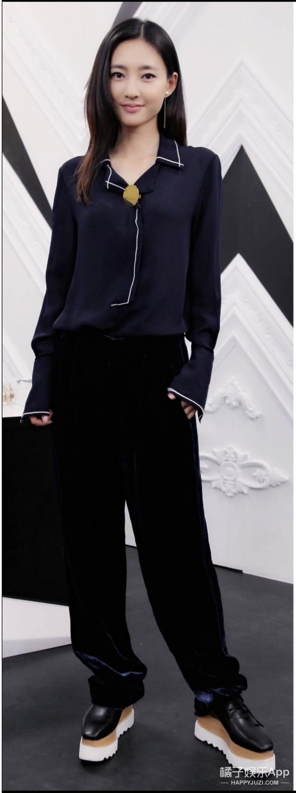 【撞衫】张俪撞王子文,朱丹更是一撞三!现在时尚圈都流行扎堆撞衫吗?