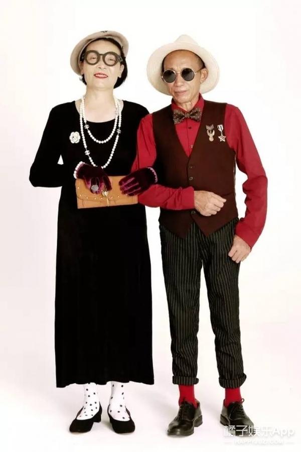 这对60岁的环卫老夫妇,第一次穿上婚纱竟然这么时髦!