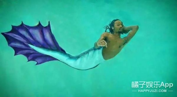 """海底除了有美人鱼,还有很多辣眼睛的""""美男鱼""""..."""