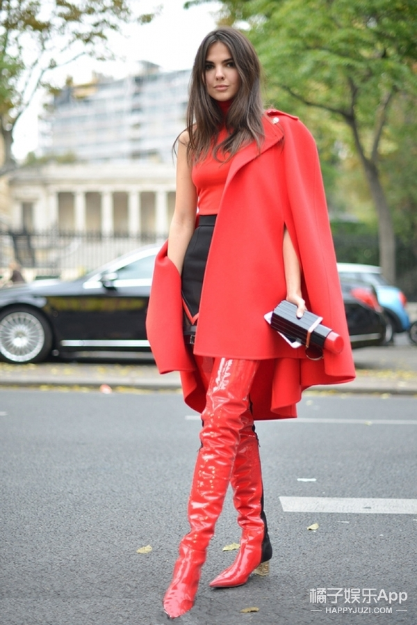 【穿衣MorningCall】腿不够长靴子来凑,分分钟让你增高5厘米!