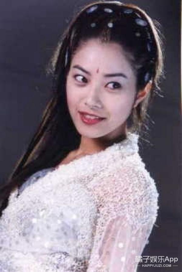 【老照片】徐怀钰旧照,《鱼美人》时期很美啊