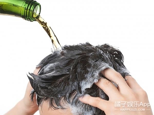 啤酒只用来买醉有点可惜 和鸡蛋一起DIY成发膜如何?