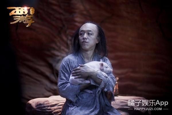 林允吴亦凡林更新黄渤,《西游伏妖篇》演员全和星爷徐克有交情