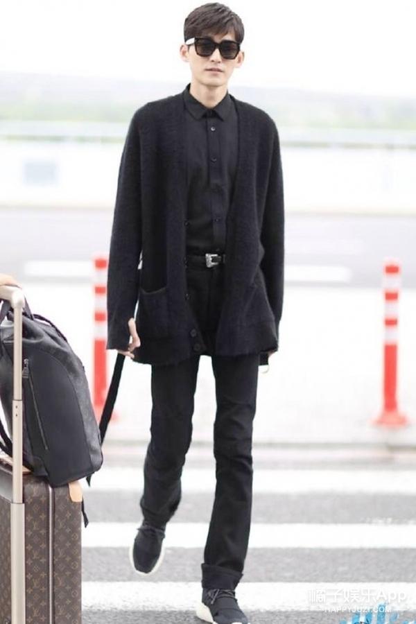 别人穿什么我不管,但这个秋天李敏镐、杨洋、陈伟霆都要变暖男了!