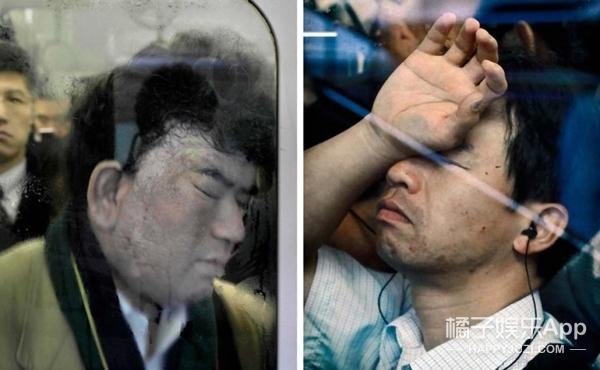 地狱是什么样子,他说去日本坐一次地铁就知道了