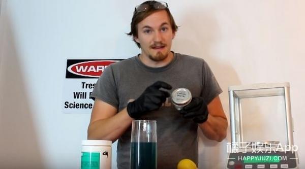 疯狂科学家不怕死喝下剧毒氰化钠,到底会发生什么事呢?