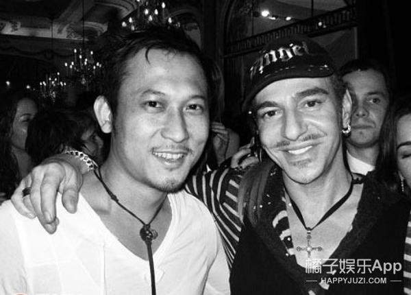 Dior设计师里其实还有位中国人,他在那一呆就是12年!