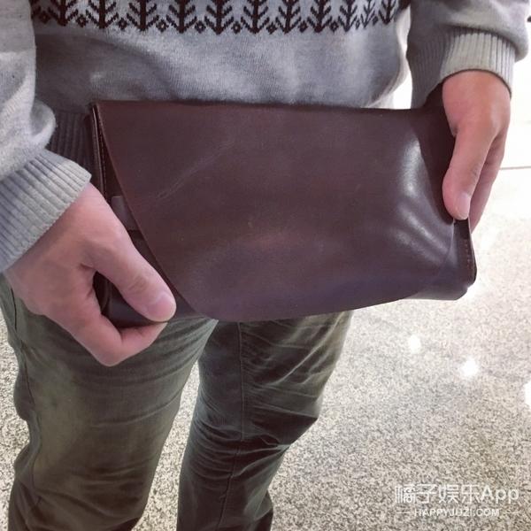 橘子调查:北京商圈男人手中的包包时髦得够嚣张吗?!