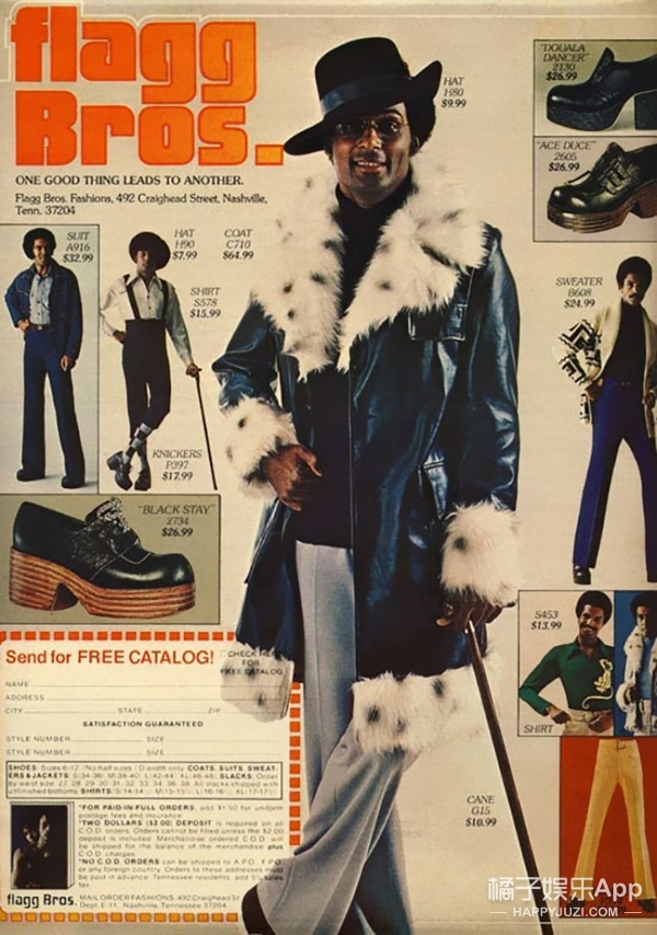 有人说70年代的男人才是妖艳货,开始我是不信的