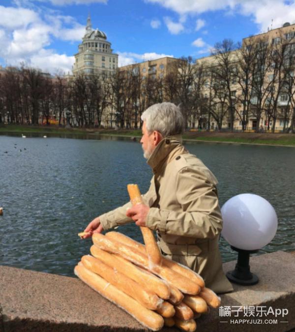 网上爆红的俄国富豪,竟是个靠养老金度日的穷人?!