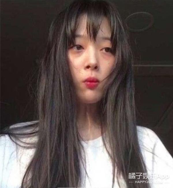雪莉ins又露点!黑眼圈都掉到地上了,韩网评论说好像吸毒了?