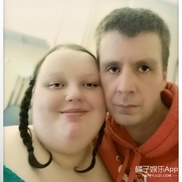 英国最胖的青年女子,竟因为减肥被男朋友甩了!