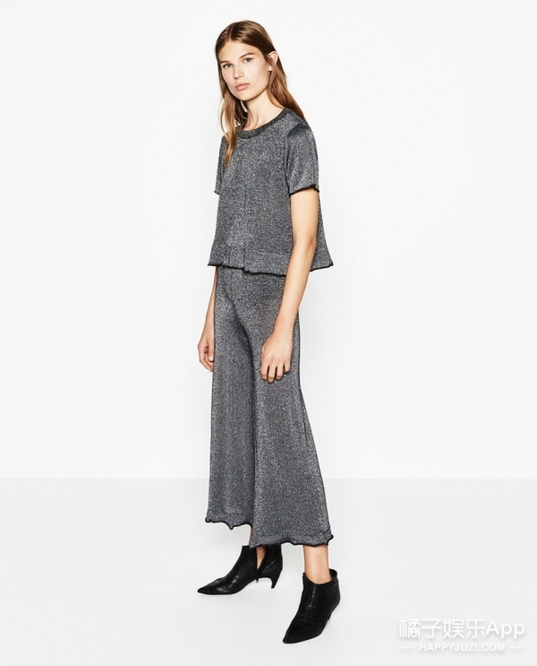 流行风向标 | 把阔腿裤放一边,今年最流行的是荷叶边啊!