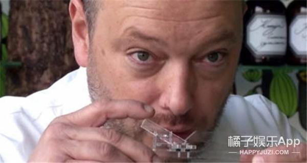 比利时人发明巧克力神器,从鼻孔里吸食,说不会胖