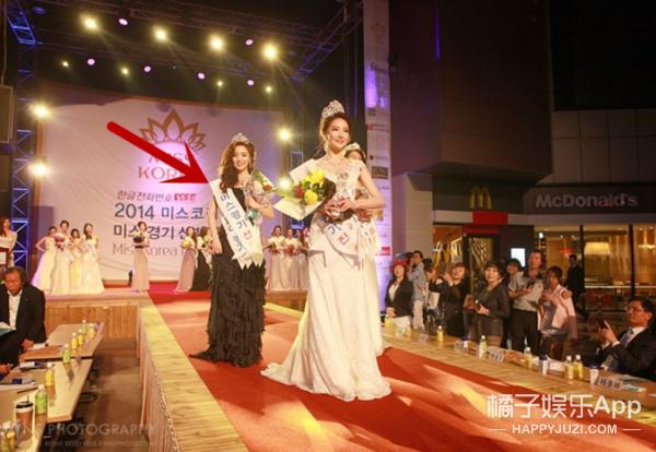 因为胸部忽大忽小被吐槽,今年的韩国环球小姐可不止有胸...