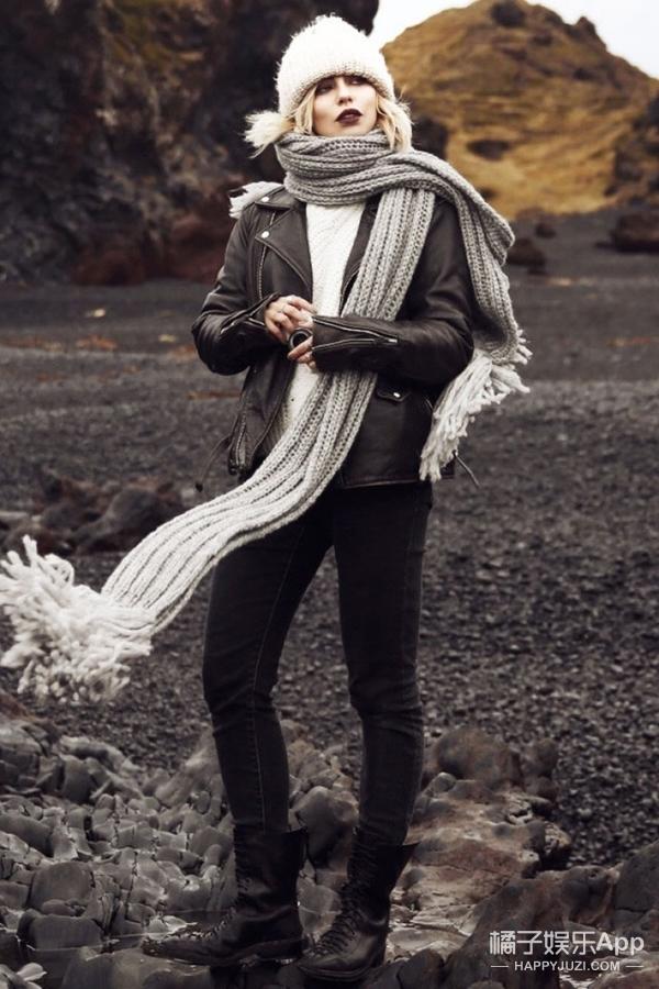 保暖攻略再升级,能围出花样来的围巾怎能缺席这个冬季!