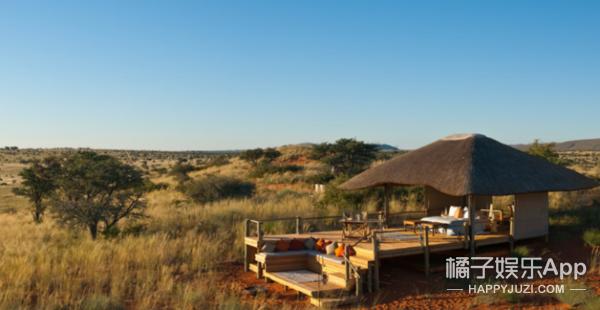 △Tswalu Kalahari酒店房间整体外观图