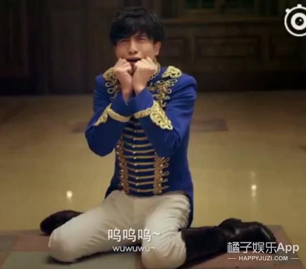 薛之谦这个广告太高能了,这一定是他颜值被黑最惨的一次