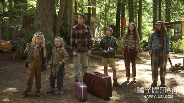 比《美队》《无耻家庭》还Cool,这部小清新电影满是治愈!