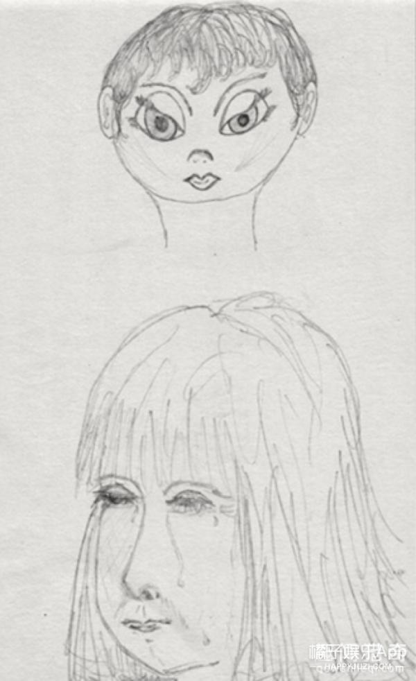 脑震荡后英国女子竟有了绘画天赋,还要开画展