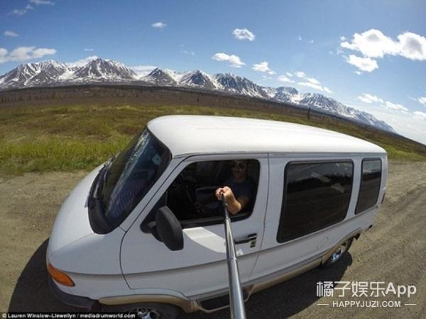 英国夫妇靠5.6平米房车环球旅行八年