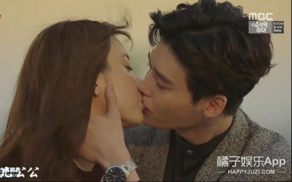 MBC公开2016电视剧最亮眼吻戏,你们觉得哪个最心动?