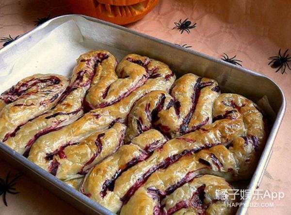 万圣节就要到了,你准备好品尝这么特殊美食了么!