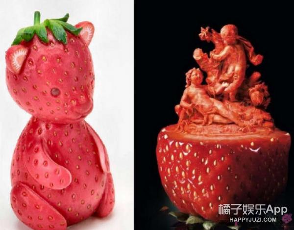当水果变成这样,你还舍得吃么!