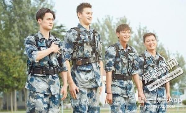 王俊凯鹿晗谁的军装最让你欲罢不能!制服诱惑什么的真是够了!