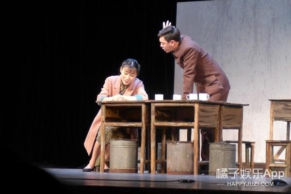 """她说穿上衣服别谈爱情!但看完《驴得水》就想被她""""睡服""""!"""